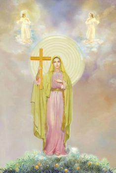 The Mediatrix of God, Christ and the Holy Spirit