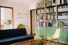 SR Bookcase by Scout Regalia, LA | #Furniture #InteriorDesign #Bookshelf