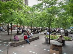 POPS: Privately Owned Public Spaces in NYC