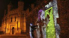 SWEATSHOPPE Video Painting Europe by SWEATSHOPPE. www.sweatshoppe.org