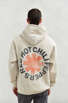 Red Hot Chili Peppers Hooded Sweatshirt