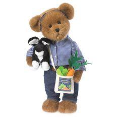 Boyds-Bears-Marcie-Bear-with-with-Rodney-Rabbit-Plush-Stuffed-Animal-4046810-New
