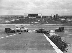 Acervo/ Estadão - Edifício do Supremo Tribunal Federal em obras, Brasília, 03/01/1960