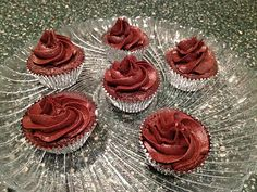 Gluten Free chocolate cupcakes recipe with no refined flour or sugars..even the icing!!