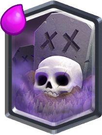 cimetiere-graveyard-clash-royale
