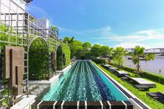 The Siam, Bangkok, Thailand. #luxury #hotel #asia  luxury hotels, expensive hotels, travel