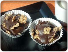 Crujidos de chocolate