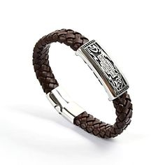 Harley Davidson's Leather Bracelet