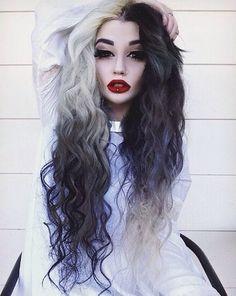Want her hair!! So jealous. -.-