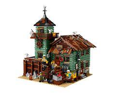 Alter Angelladen | LEGO Shop