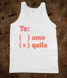 White Tank | Funny Spanish Shirts