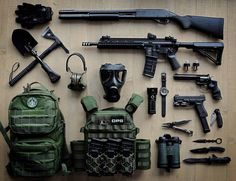 "philosophersdream: ""Zombie Outbreak Kit """