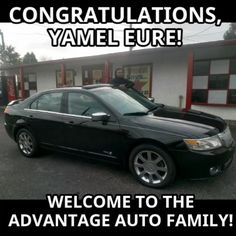 Congratulations  Yamel Eure! Welcome to the Advantage Auto Family! Enjoy your new ride!  Are you next? Get Approved in 30 seconds RIGHT NOW! Link in bio.  All credit histories approved. No cosigner needed. #EasyAs123 #usedcars #buyherepayhere #Allentown #philadelphia #pottstown #telford #lansdale