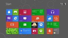 Window 8!  Old dogs, get ready for new tricks: how to use the Windows 8 Consumer Preview