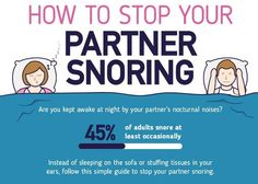 An Easy Guide To Stop Your Partner From Snoring