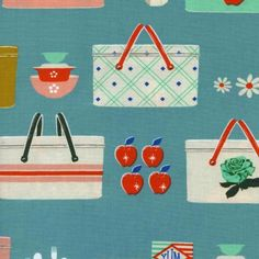 COTTON + STEEL PICNIC by Melody Miller Quilt Fabric - 1 yard