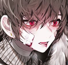 This is so amor boy dark manga mujer fondos de pantalla hot kawaii Anime Chibi, Kawaii Anime, Manga Anime, Anime Art, Blood Anime, Dark Anime Guys, Cool Anime Guys, Anime People, Handsome Anime