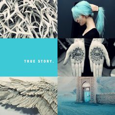 Karou from Daughter of Smoke & Bone