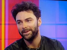 Aidan Turner on The One Show