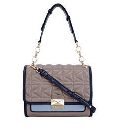 de3f34fb5574b K Kuilted Multi Handbag - Karl Lagerfeld. Liane Par · Tasche   Co