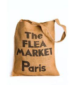 the flea market Paris...