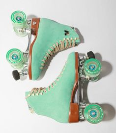 I'd go anywhere on these!
