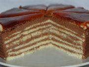 Ez a torta két hét múlva is friss lesz! A legendás magyar cukrász titkos receptje! Waffles, Deserts, Food And Drink, Pudding, Cookies, Breakfast, Health, Sweet, Keto