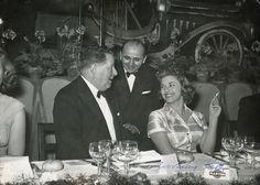Lamberto con Giovanna Ralli