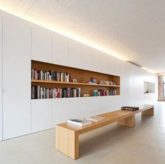 Built in shelves and cupboards. Built in shelves and cupboards. Minimalism Interior, House Design, Interior, Home, Built In Cupboards, House Interior, Interior Design, Modern Interior, Furniture Design