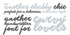 Another shabby Font Family · 1001 Fonts Best Calligraphy Fonts, Script Typeface, Cursive Fonts, Cool Fonts, New Fonts, Type Fonts, Shabby, Vintage Fonts, Font Family
