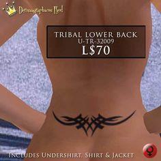 tribal art tramp stamp tattoos - Google Search