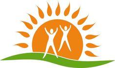 people and sun logo