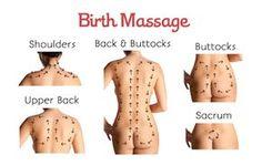 Labor massage