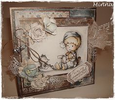 A Letter For Me [SZWS106] - $7.00 : Whimsy Stamps