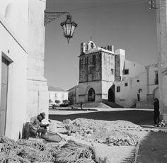 Artur Pastor: Algarve, Faro. Décadas de 50/60