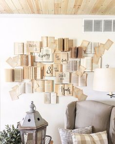 DIY Book Wall Tutorial http://www.hometalk.com/29437183/diy-book-wall-tutorial?se=fol_new-20170607-1&date=20170607&slg=825168977e5817054552c98ff92a1630-1110481&post_position=9
