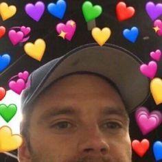 Avengers Cast, Avengers Memes, Marvel Memes, Spideypool, Bucky Barnes, Sebastian Stan, Memes Br, Funny Memes, Memes Lindos