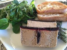 French Food Recipes: Fatty Goose Liver Pate (Almost Goose Foie Gras Pate) Pate Recipes, Liver Recipes, Cooking Recipes, Goose Liver Pate Recipe, Best Appetizers, Appetizer Recipes, Hush Puppies Rezept, Christmas Buffet, Luxury Food