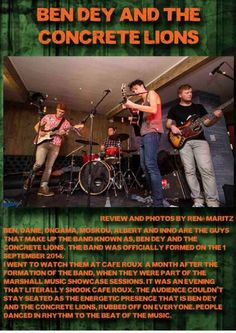 Fanbase Music Mag August 2015 We're a South African online music magazine that bring you up to date information on local and international bands and other interesting articles. Music Magazines, Bands, Bring It On, Dating, African, Guys, Movie Posters, Qoutes, Band