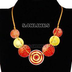 Costume Jewelry Necklaces   2013 Latest Design Fashion Costume Jewelry Necklace Wholesale