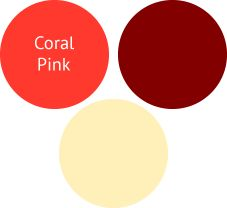 How To Wear Coral Pink For A Shaded Spring (Warm Spring)