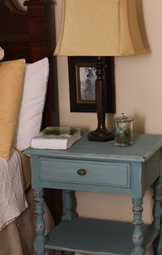 night stands - kim's awesome painted furniture products again!