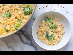 Homemade Creamy Stove Top Macaroni and Cheese - Chez Us