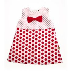 Love Red Dotty Dress Summer 2014, Spring Summer, Children's Boutique, All Brands, Kids Outfits, Summer Dresses, Red, Clothes, Fashion