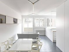 Why Small, White-Walled, Minimally Decorated Homes Rock - LifeEdited