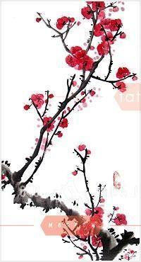 Картинки по запросу японские эскизы тату сакура