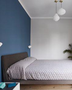 Bellisima, Wall Decor, House Design, Hobby, Interior Design, Milano, Bedroom, Blue, Inspiration