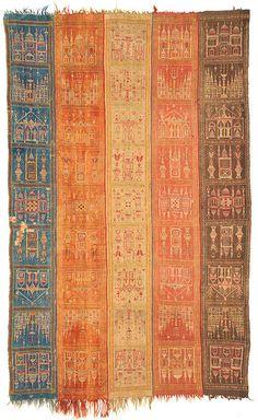 The Textile Museum | Current Exhibitions | BLUE | Shindigo Space 07