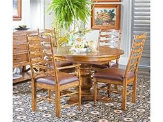 Shop for Fine Furniture Design and Mkt Round Pedestal Table, 437-810, and other Dining Room Dining Tables at Goods Furniture in Kewanee, IL. A charming build and unmistakable allure make this table a magnetic addition. A seamless combination of versatile design and adaptable looks make this table an all-inclusive solution to providing both style and utility.