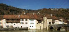 Saint-Ursanne - Pont